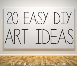 The Shabby Creek Cottage   Decorating   Craft Ideas   DIY: 20 ways ...