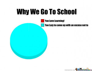 Why We Go To School