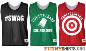 Stay cool and fresh when the weather is warm with lacrosse pinnies ...