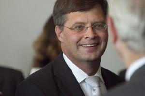 Jan Peter Balkenende spreekt bij presentatie Kuyperbibliografie