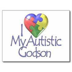 Love My Autistic Godson