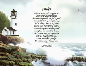 grandfather poem