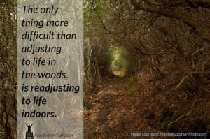 Hiking Appalachian Trail Inspirational Quotes