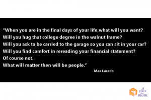 Max Lucado Quotes