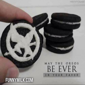 Another funny picture quote about Oreo cookies share this if you ...