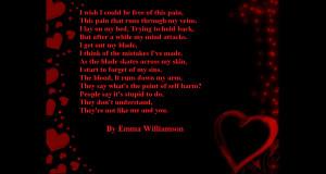 ... poems self harm starve poem mirror self harm poems self harm poems