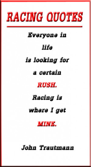 Dirt Racing Quotes And Sayings