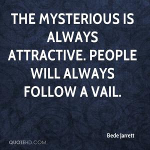 Bede Jarrett Quotes