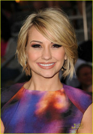 Chelsea Kane Hairstyle...