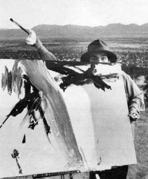 Captain Beefheart, Desert Artist, Dies