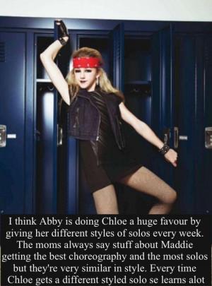 Dance Moms - Chloe Lukasiak as the bad girl in school!!! by kelly.meli