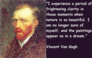 Vincent van gogh famous quotes 2