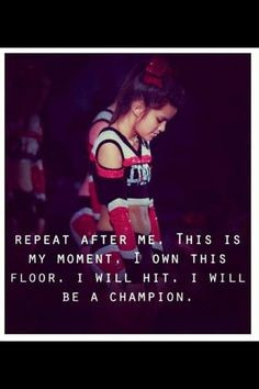 dance competition quotes competition cheer quotes being a cheerleading ...
