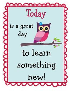 ... Poster Set. Cute and colorful. Great for owl themed classroom! $ More