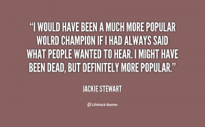 more payne stewart quotes