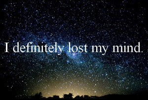 blue, galaxy, lost, mind, night, sky, stars, the box of the princess ...