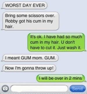 Categories » Auto Correct » Worst Day Ever
