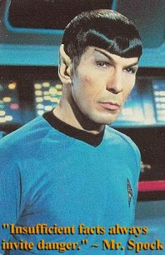 star trek spock quote more spock quotes stars trek good quotes heroes ...