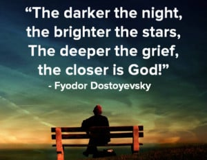 The Love Deeper Grief Death