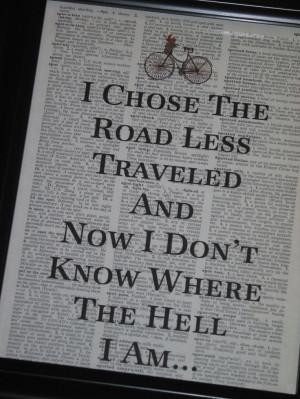 BOGO SALE Funny Quote Dictionary Quote by HamiltonHousePrints