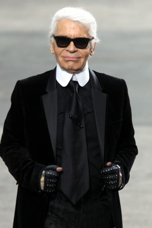 Karl Lagerfeld Says Family Benefits Should Go Only to the Fashionable