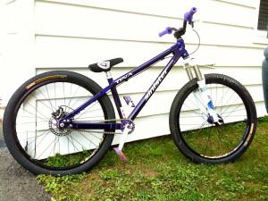 Sunday Funday Aaron Ross Custom BMX Bike for Sale