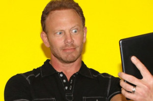 Ian Ziering 26 Critiques Old Photos Of Himself