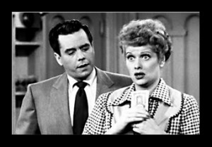 "THE ""I LOVE LUCY"" CATCHPHRASE THAT RICKY NEVER SAID:"