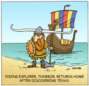 ThorBob the Texas Viking
