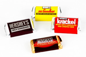 Hershey Miniatures. Motivational Sayings Using Candy Names. View ...