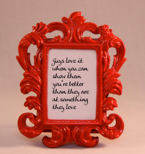RED Framed Quote Framed Leslie Knope Parks and Rec home decor gift ...