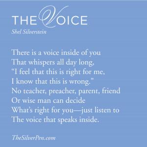 Shel Silverstein, TheSilverPen.com