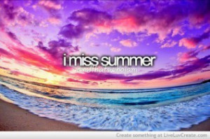 Andthatswhoiam Missing Summer Colorful Pictures, Photos & Quotes