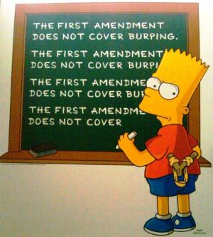 Bart Simpson, fourth grade, Springfield Elementary School