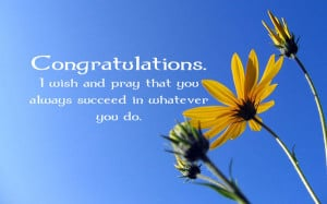 Congratulations On Your Achievement Quotes