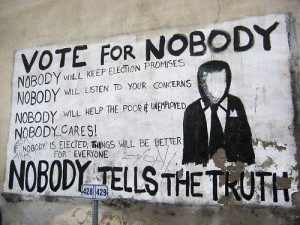 Tags : Funny Vote Nobody Election
