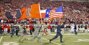Texas Tech's game against Oklahoma State will be the designated ...