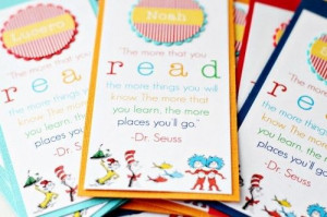 Dr. Seuss Kindergarten Graduation