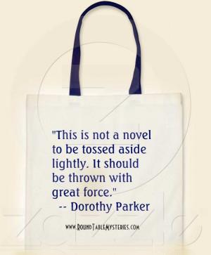 dorothy parker famous quotes