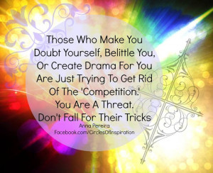 Don't doubt yourself. You are simply amazing! #Free2Luv