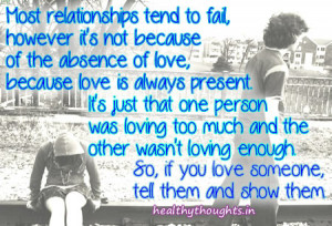 Break up_quotes_if you love someone tell them