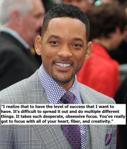 Top Inspirational Will Smith Quotes from the Video