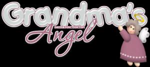 Angel Grandmas Angel quote