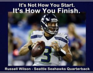 Russell Wilson Seattle Seahawks Pho