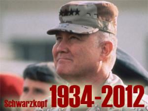 Retired Gen. Norman Schwarzkopf, the blunt, bulldog-like commander of ...