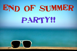 Tuesday Afternoon Thread: End of Summer Week!
