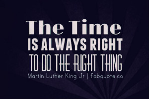 Do The Right Thing quote #1