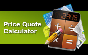 Quote Calculator.