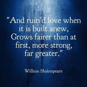 Shakespeare quotes love quotes