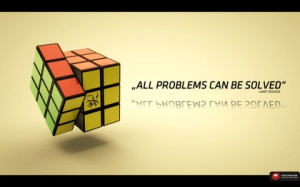 quotes rubiks cube cube 1680x1050 wallpaper Toys Rubiks Cube HD Art HD ...